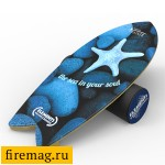 Баланс борд Elements Shortboard Starfish