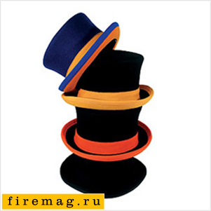 Шляпа Manipulator Top Hat